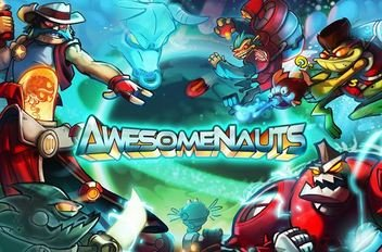 Awesomenauts The MOBA Alternatives