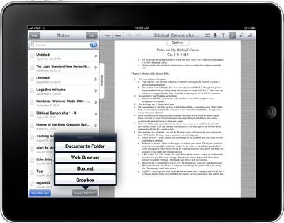 Microsoft-Power-Point-For-iPad Microsoft Office For iPad