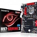 GIGABYTE H97-Gaming 3