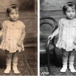 Repair Old Photo and Image Using Photoshop Elements 12