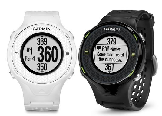 Garmin-Approach-S4-GPS-Watch 6 Stuff That Can Help You Playing Golf