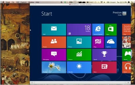 Windows-8-running-on-Parallels Installing and Running Windows on a Mac