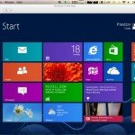 Installing and Running Windows 8 Using VMWare Fusion