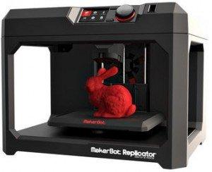MAKERBOT-REPLICATOR-300x244 Top 3D Printers Desktop Options