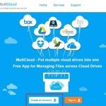 Manage Multiple Cloud Service Storage Space at Single Location with MultCloud