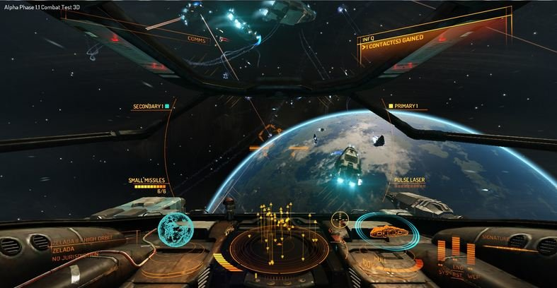Elite-Dangerous-1 Open Worlds and Universes Gaming