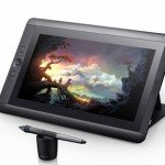The Cintiq 13HD Touch