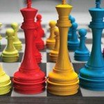 Create 3D Chess Set with Photoshop