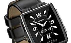 Pebble-Steel-alternative Apple Watch Alternatives