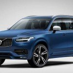 VOLVO XC90 – A Car with Automatic Braking Technology