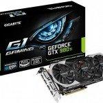 Gigabyte GTX 980 Ti Gaming G1