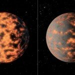 Astronomers find volcanic planet 55 Cancri e
