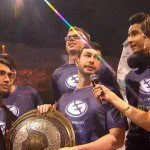 Evil Geniuses interview Dota 2 Champion