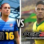 Soccer Showdown, FIFA 16 vs PES 2016