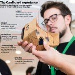 How Google Cardboard works