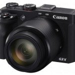 Canon launches the Powershot G3X