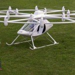 Volocopter, an electrically powered VTOL aircraft