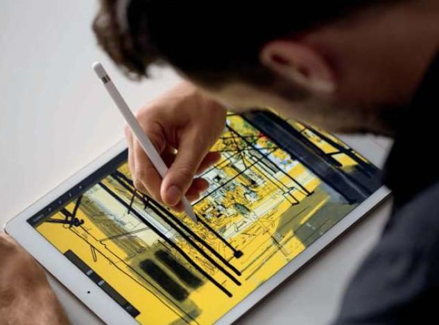 Apples-iPad-Pro Apple's iPad Pro finally here