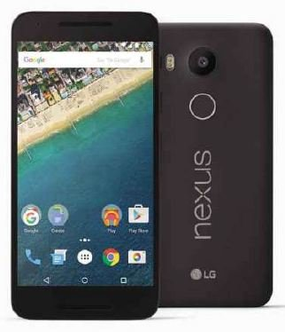 Nexus-5X LG And Google Unleash Nexus 5X