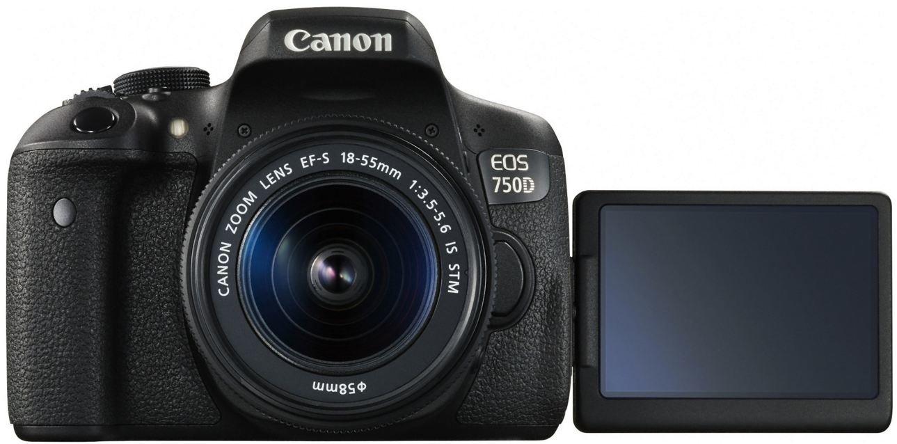 Canon-EOS-750D Canon EOS 750D