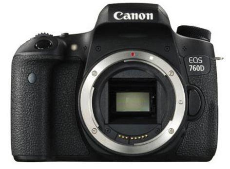 Canon-EOS-760D Canon EOS 760D