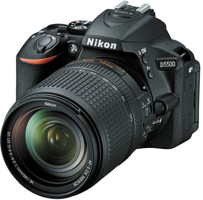 Nikon-D5500 Nikon D5500