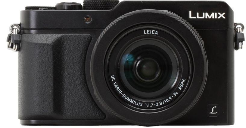Panasonic-LX100-Front Panasonic LX100
