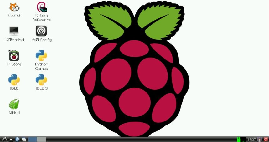 Raspbian-OS Choosing an OS for your Raspberry Pi