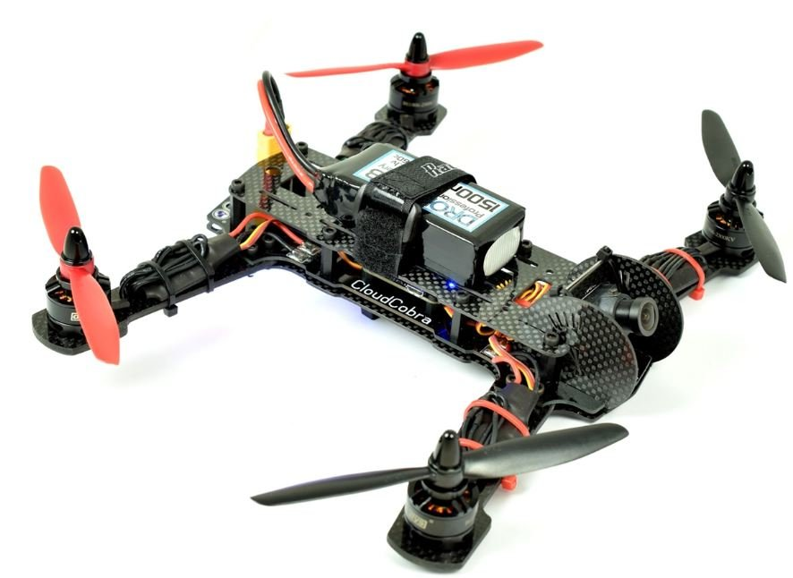 ARF-Drone-Hurricane-Mk2-Racing 3 Types of Drones: RTF, BNF, and ARF