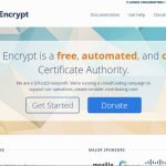 Secure your site with a free SSL Certificate
