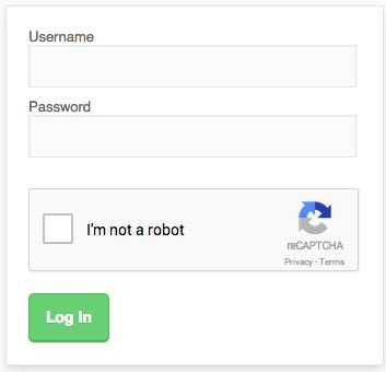 Google-Captcha Google moves on from CAPTCHA